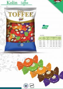 Iran fruity candy