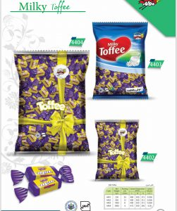 Iran fruity toffee