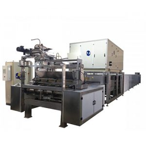 toffee production machinery