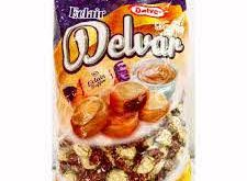 Iran Delvar Elcair chocolate candy
