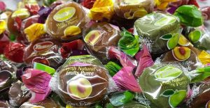 Persian sour fruits Lavashak candy